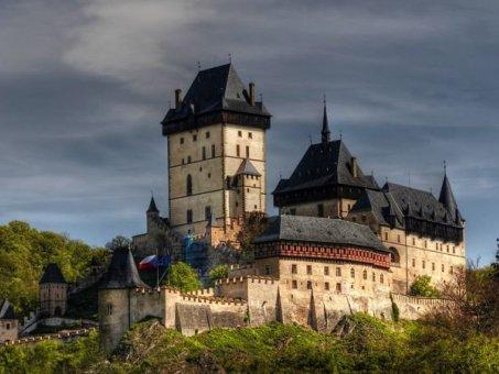 Dovolenka v Česku