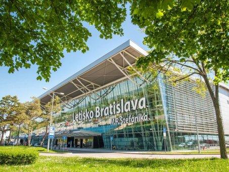 Odlety z Bratislavy