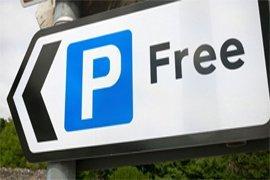 Parkovanie zadarmo